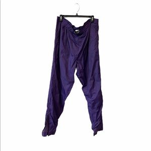 Nike Vintage purple sweatpants